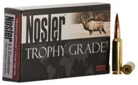 Nosler Trophy Grade Long Range 6.5 Creedmoor 142 Grain AccuBond 20 Rounds Per Box - 60105 - 054041601054
