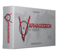 Nosler Varmageddon 222 Rem 40 Grain FBT 20 Rounds Per Box - 65135 - 054041651356
