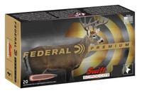 Federal Premium 30-06 Springfield 165 Grain Swift Scirocco II 20 Rounds Per Box - P3006SS1 - 604544656053