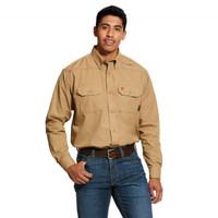 Ariat FR Featherlight Work Shirts- 10031015 - 192904204735