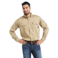 Ariat FR Solid Work Shirts- 10012251 - 884849607299