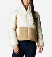 Columbia Women's Leadbetter Point Sherpa Hybrid Jackets - 194004569547