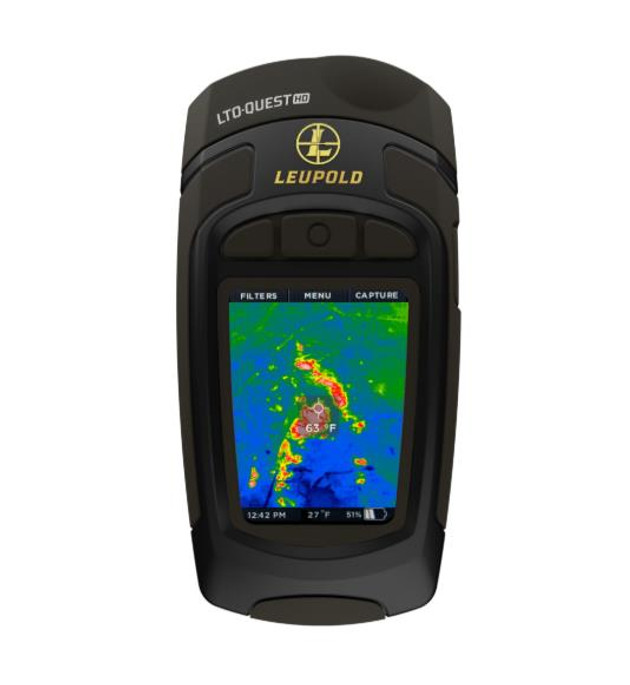 Leupold LTO Quest & Quest HD Handheld Thermal Devices - 030317017484