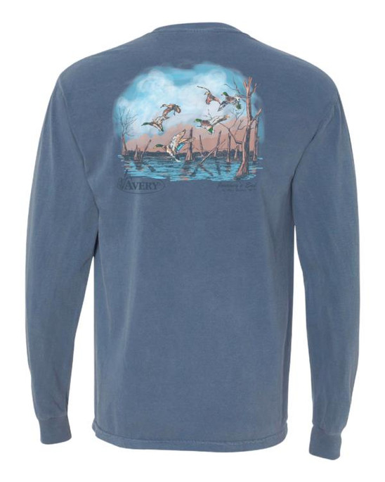 Avery Journeys End Long SLeeve T-Shirts - A1110010 - 700905410675