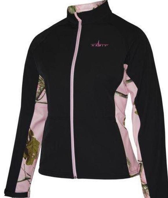Habitat Branded Women's Softshell Jacket - 813806020338