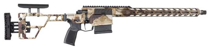 """Sig Sauer CROSS30816BFLC Cross 308 Win 16"""" 5+1 First Lite Cipher Armakote Brushed Stainless Sig Precision Adjustable & Folding Stock Black Polymer Grip - 798681630288"""