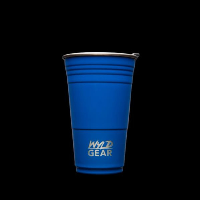Wyld Gear Wyld Cup - 16oz Royal Blue - 856607008129