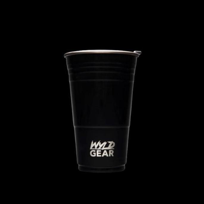Wyld Gear Wyld Cup - 16oz Black - 856607008235