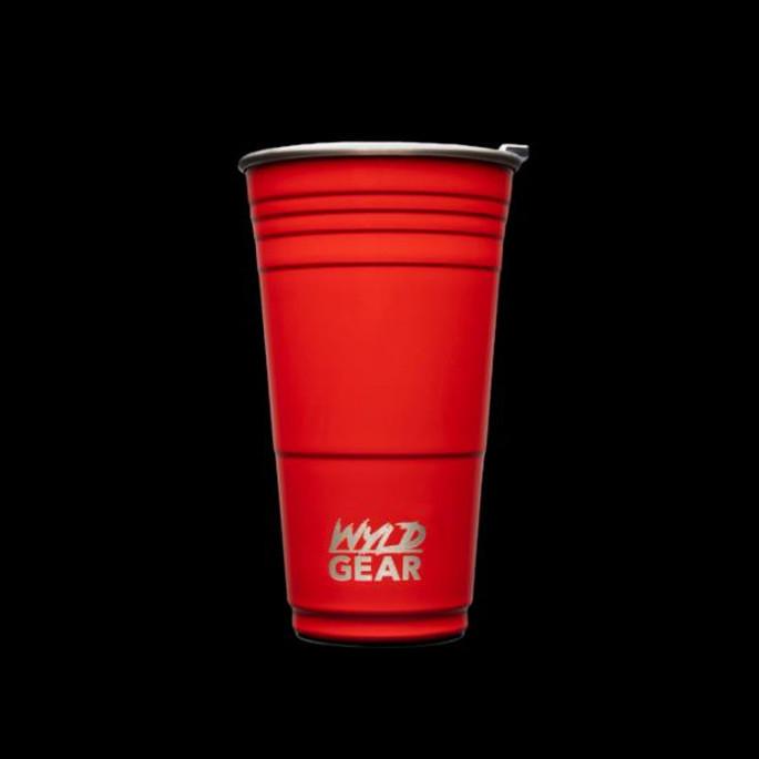 Wyld Gear Wyld Cup - 24oz Red - 856607008150