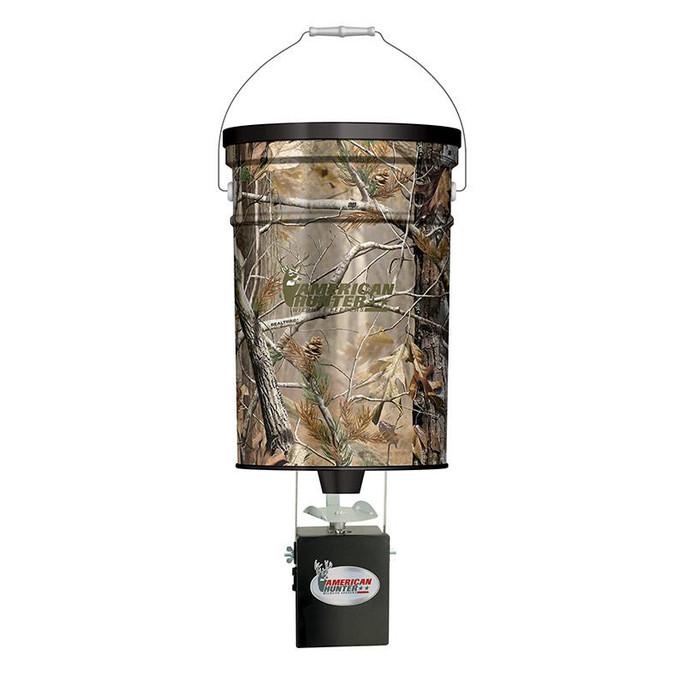 American Hunter 50 LB Hanging Feeder - 758365600006
