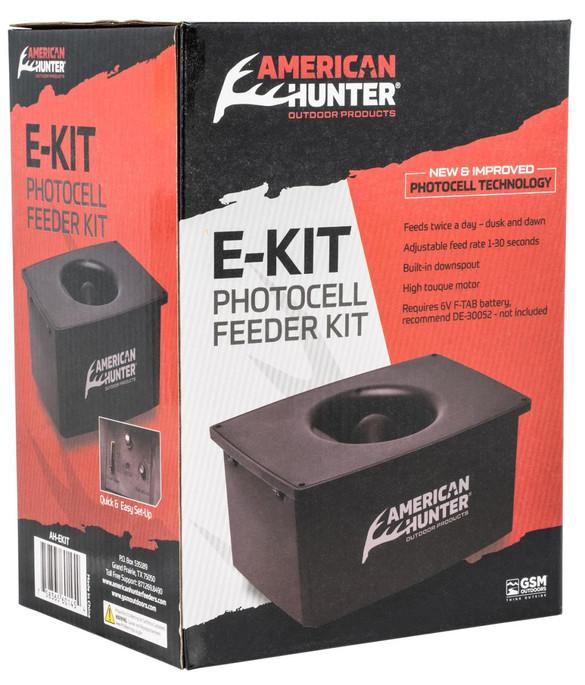 American Hunter AH-EKIT Photocell Feeder Kit 1-30 Seconds 6 Volt - 758365601454