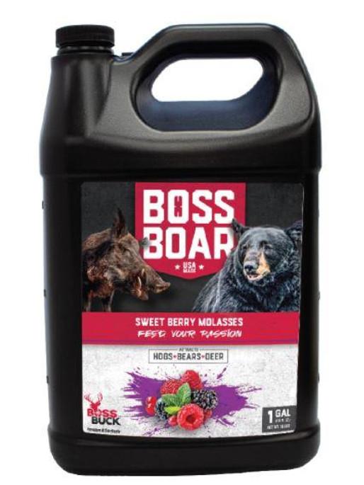 Boss Buck Molasses Attractant - Sweet Berry - 888151025970