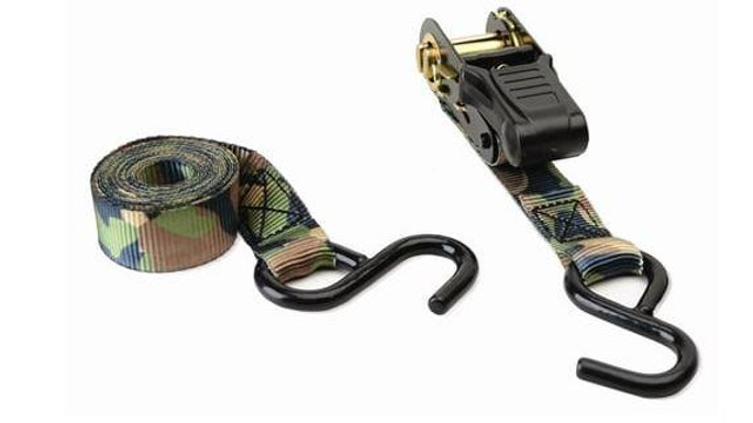 Hme Camouflage Ratchet Tie Down - 2 Pack - 888151015094