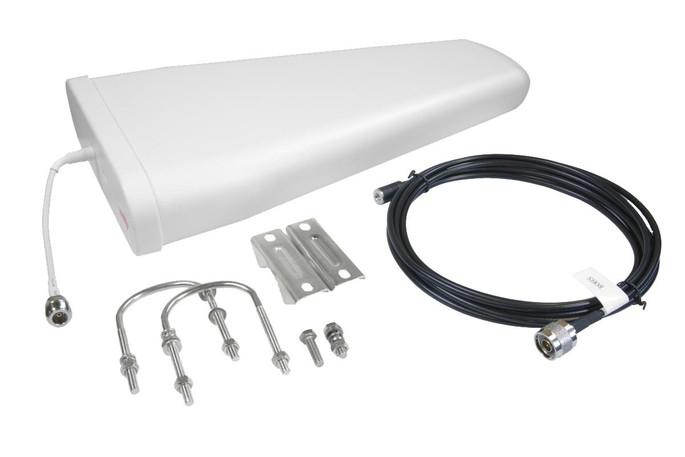 Spartan Camera Directional High Gain Antenna (white) - 091037063441