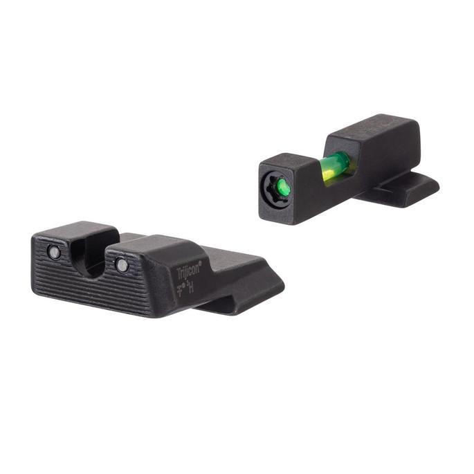 Trijicon DI™ Night Sight Set - Smith & Wesson M&P SHIELD, M&P SHIELD Plus, and M&P SHIELD 2.0 601110 - 719307215283