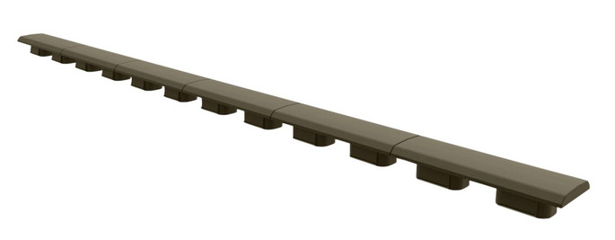"""Magpul MAG602-ODG M-LOK Type 1 Rubber Cover Olive Green Drab 9.5"""" - 873750006093"""