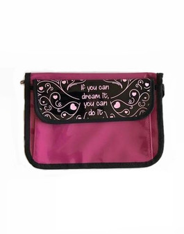 P025 AGENDA COVER LUX M K ZIPPER