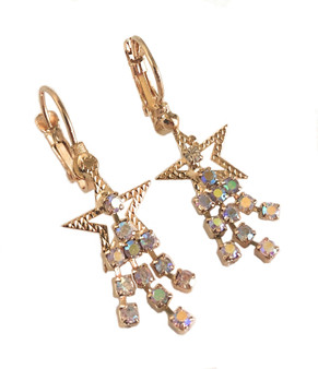 PK323 STAR EARRINGS