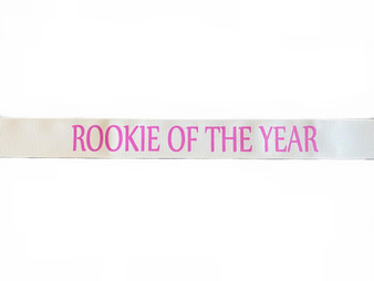 R036 ROOKIE OF THE YEAR