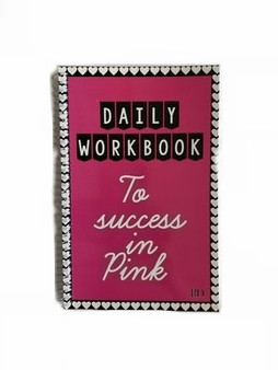 I013E DAILY WORKBOOK