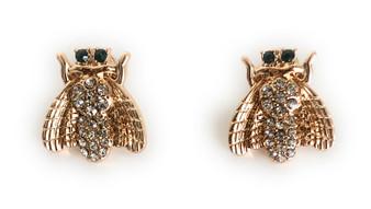 PK444 Bee Earrings
