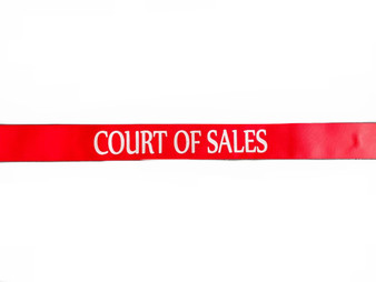R013 COURT OF SALES