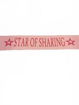 R009 STAR OF SHARING*