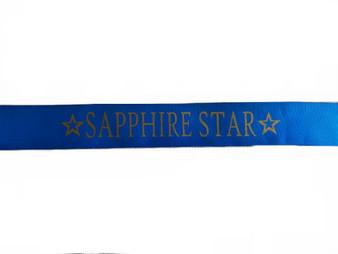 R001 SAPPHIRE STAR