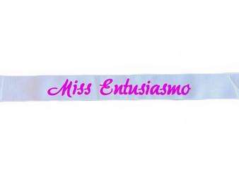 S022 MISS ENTUSIASMO