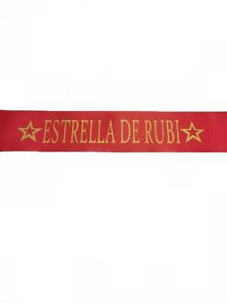 S011 ESTRELLA DE RUBI