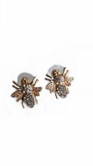 PK029 CRYSTAL BEE EARRINGS