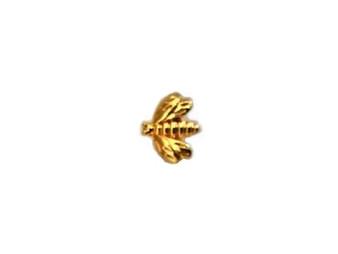PK026 GOLD BEE PIN