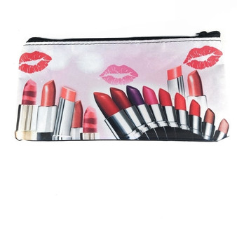 """C006 COSMETIC BAG """"You Can Do It"""""""