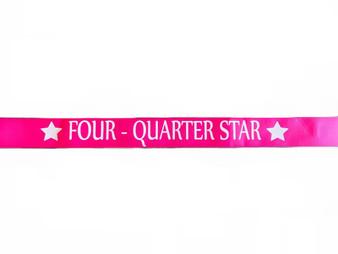R054  FOUR QUARTER STAR
