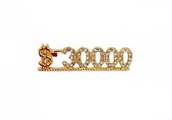 PK633 BAR PIN $3000