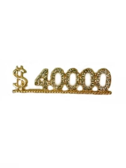PK635 BAR PIN $40000
