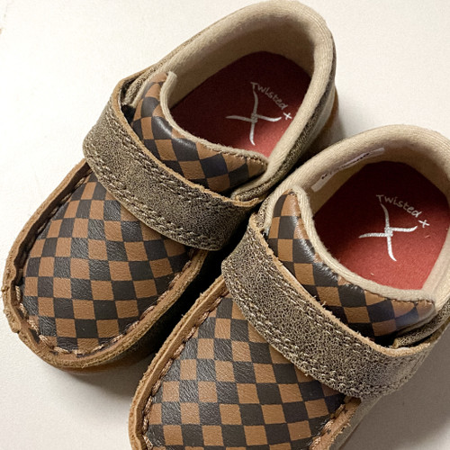 INFANT CHECKERED BOMBER