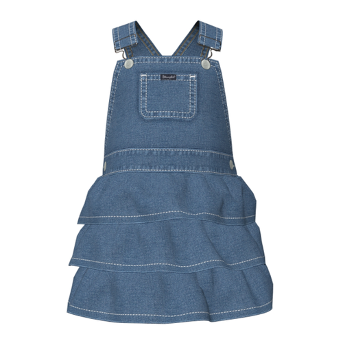WRANGLER BABY DENIM DRESS