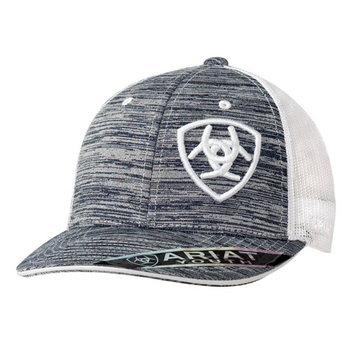 ARIAT YOUTH WHITE HAT