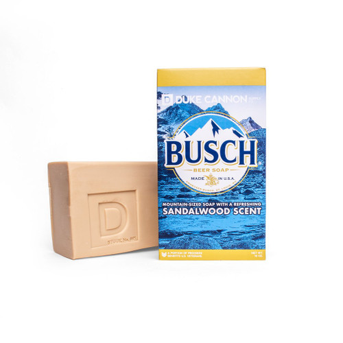 BUSCH SANDALWOOD SOAP