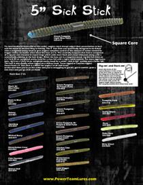 "Sick Stick Custom 5"" Kit"