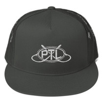 PTL Logo Mesh Back Snapback