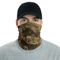 Neck Gaiter-Smallmouth
