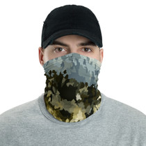 Neck Gaiter-Largemouth