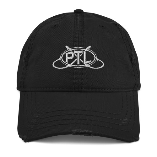 Distressed PTL Logo Hat