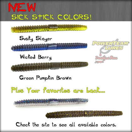 New injector = New colors and restocked favorites!