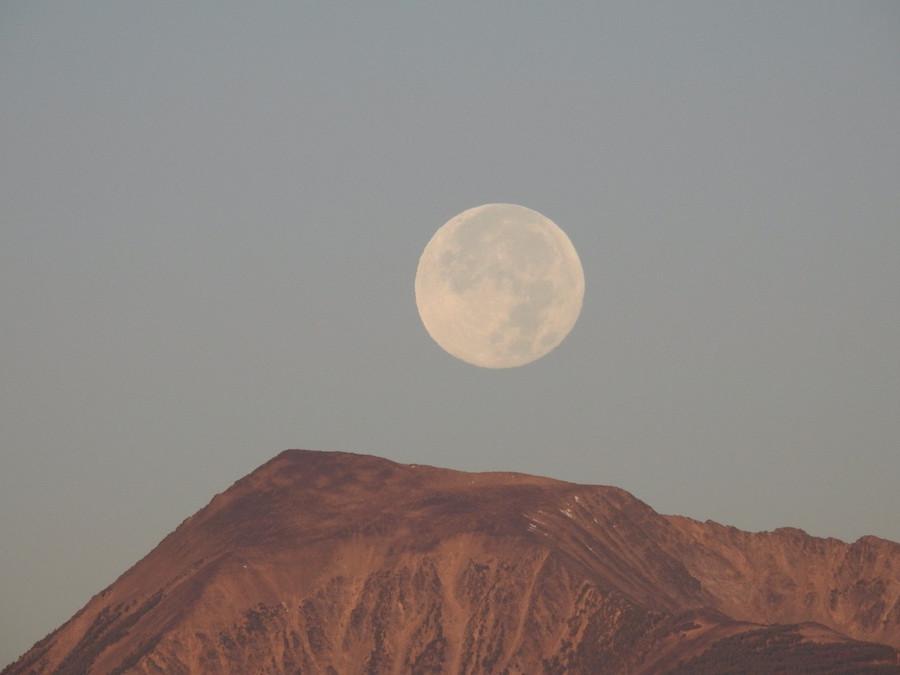 Winter Solstice/Lunar Eclipse