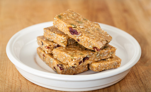 RJ Cranberry Crisp Energy Bar Mix                                                                (makes 25 bars!)
