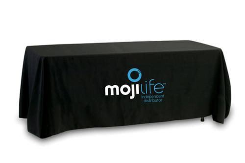 MojiLife Tablecloth - Full Color Logo