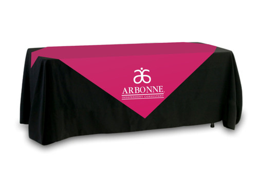 Arbonne Table Overlay - Old Logo